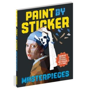 Office - Paint By Sticker Masterpieces